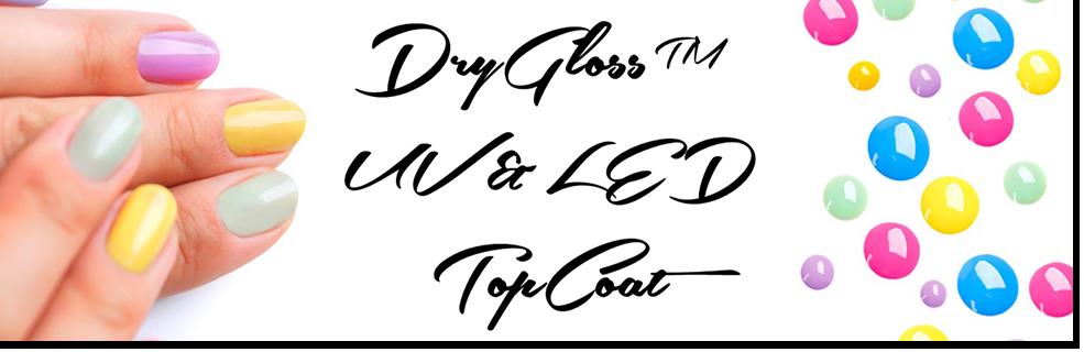 Dry Gloss™ UV & LED Top Coat
